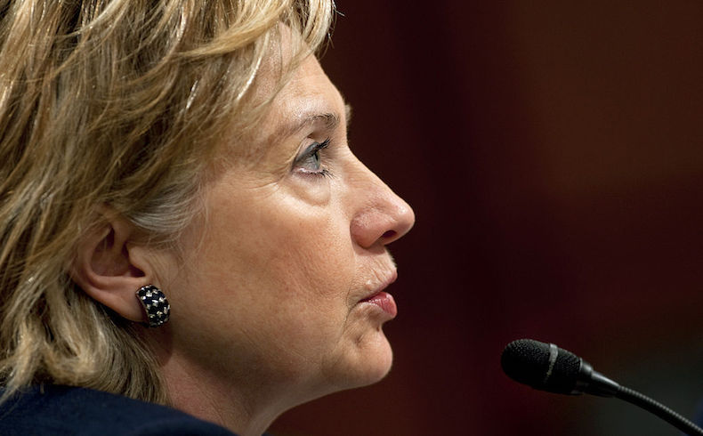 Hillary Clinton entra en la carrera presidencial del 2016