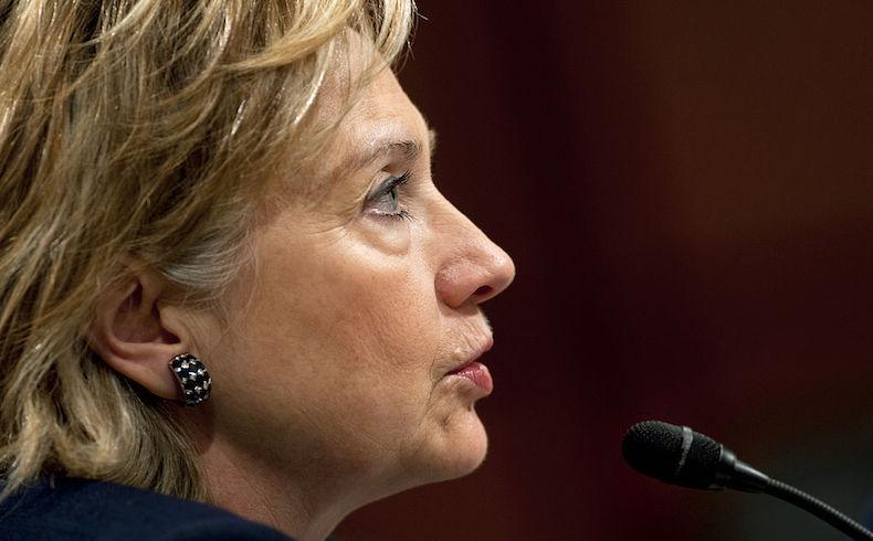 """""""Latinos con Hillary"""", campaña de la ex secretaria de estado para atraer el voto hispano"""
