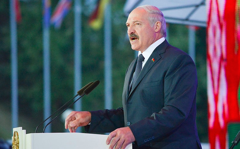 El presidente de Belarús comienza una visita de dos días a Georgia