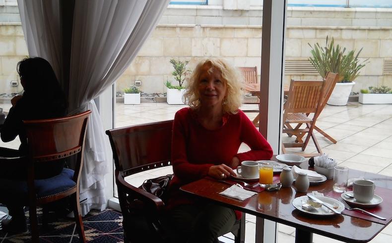 Marcela Armengod: sus respuestas y poemas