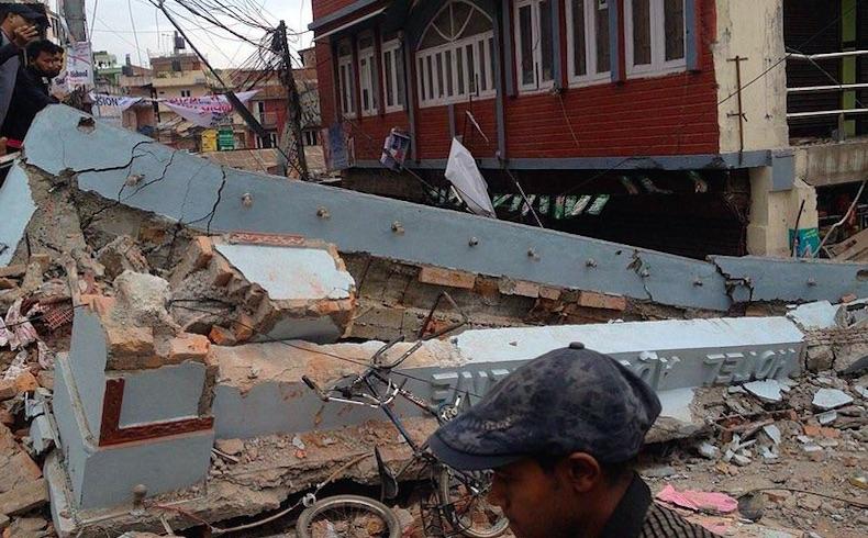 Luego del terremoto en Nepal, la cantidad de muertos asciende a 18 en China