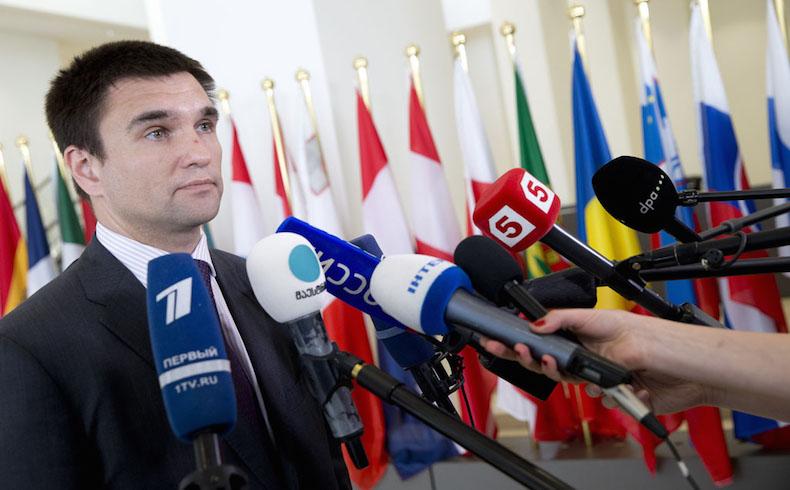 Establecen la zona de libre comercio Ucrania-UE para el 2016