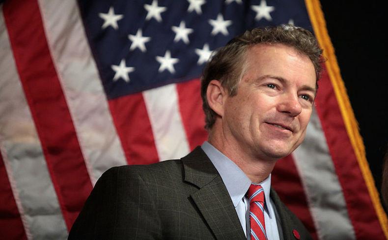 Rand Paul anuncia su postulación para la Casa Blanca en el 2016