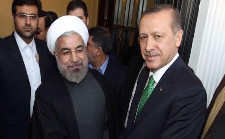 El Irán y Turquía prometen trabajar juntos en pro de la estabilidad regional