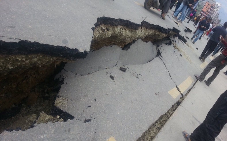 Urgente, Nepal necesita ayuda. Envía tu donativo
