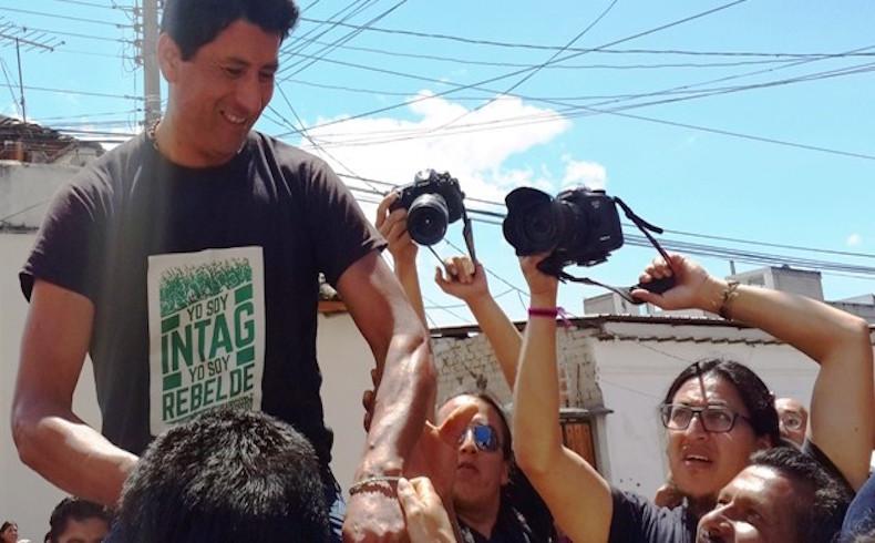 Ecuador: Silencio, temor y coerción