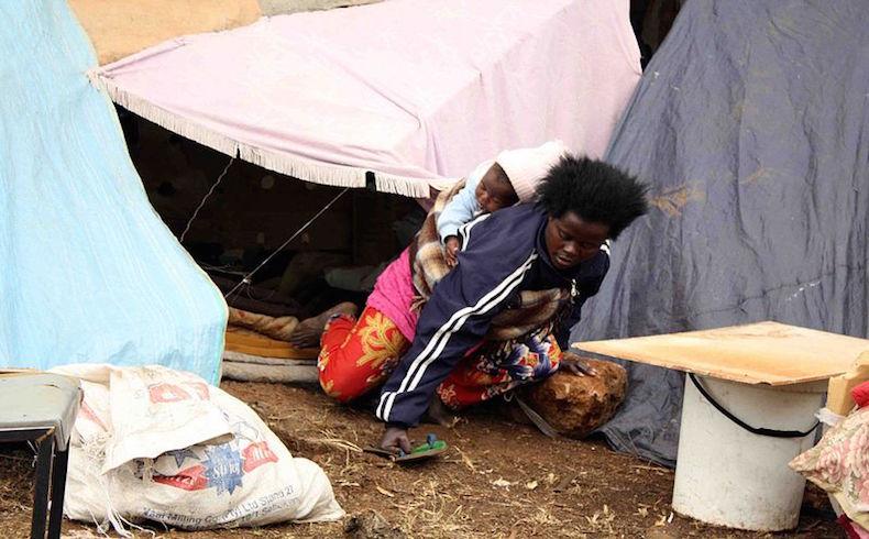 Más de 50.000 personas huyen de Burundi para escapar de la violencia