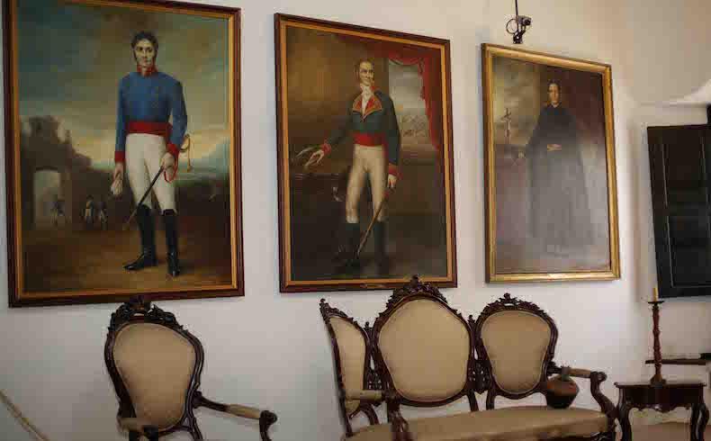 Paraguay: El Museo Casa de la Independencia celebra sus cincuenta años