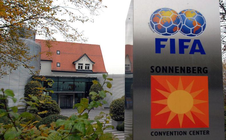 Funcionarios judiciales estadounidenses le sacan tarjeta roja a la FIFA