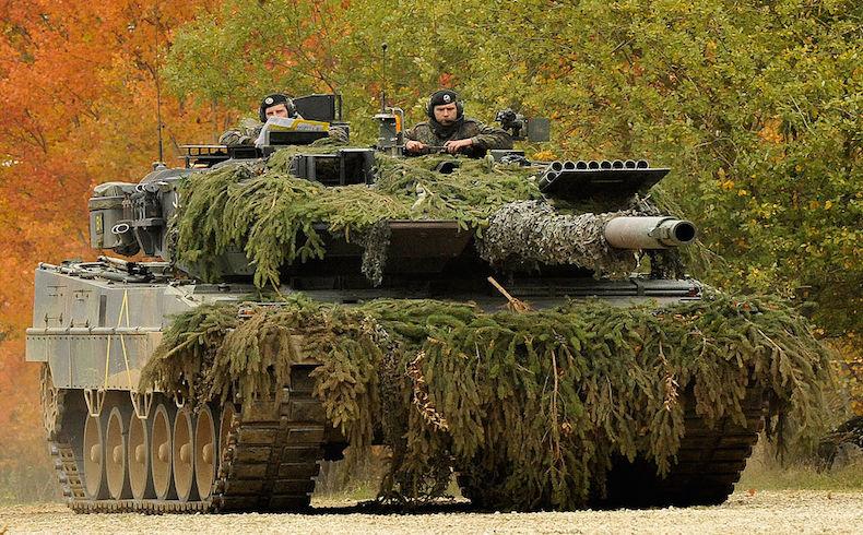 En el 2016 Alemania desplegará en Estonia tropas de infantería rotativas