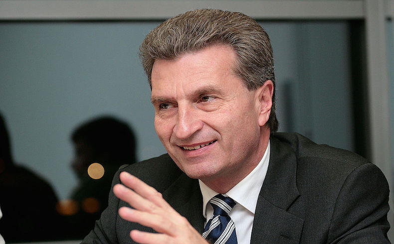 Un ex-directivo de energía dice que Rusia está usando el gas como una herramienta política