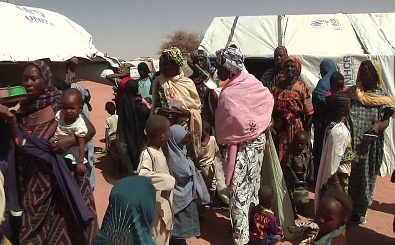 Miles de niños nigerianos serán evacuados de Nigeria