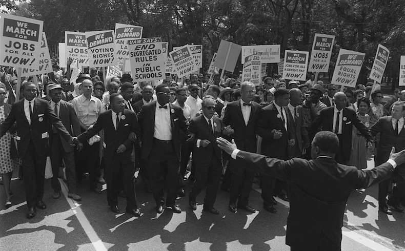 El sueño imposible de Martin Luther King