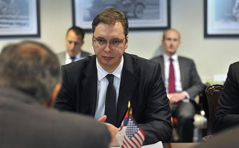 El primer ministro serbio expresa su disposición a reducir la dependencia de su país del gas ruso