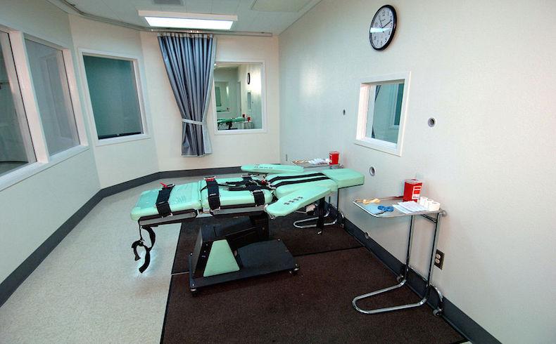 La pena de muerte ha sido abolida en 20 estados de los EEUU