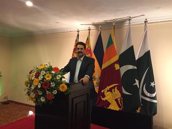 Pakistán y Sri Lanka acuerdan fortalecer lazos bilaterales