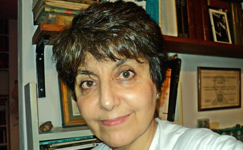 Irma Verolín: sus respuestas y poemas