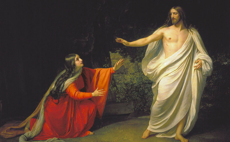La necesaria homosexualidad de Jesucristo