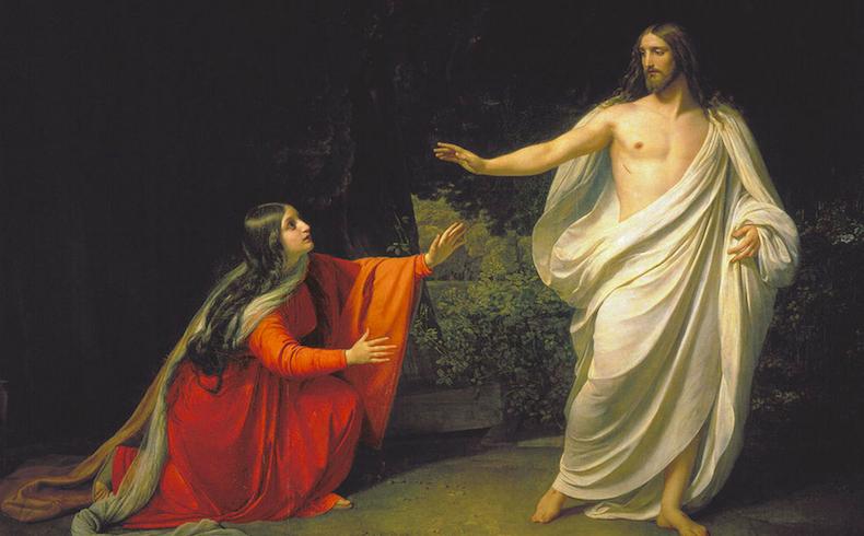 La bella ilusión de Jesús