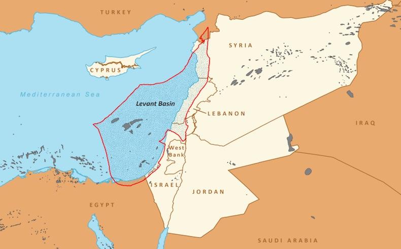 Según una reguladora israelí, Israel planea exportaciones de gas y ductos