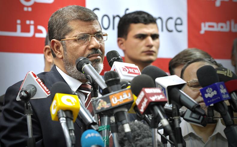 El egipcio Morsi apela contra el veredicto relacionado con hechos de violencia