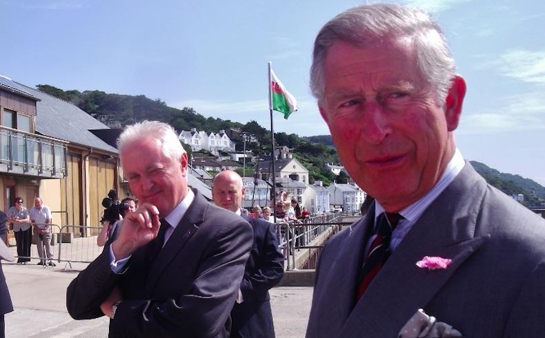 Príncipe británico lanza obra de beneficencia en Rumania