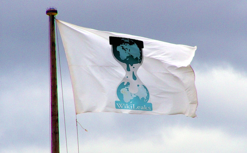 Altos funcionarios franceses están vigilados por la ANS, de acuerdo con WikiLeaks