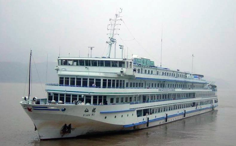 14 rescatados en el hundimiento del Yangtze y más de 430 desaparecidos