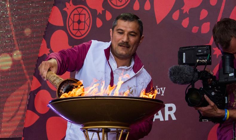 Europa se prepara para un gran espectáculo deportivo en Bakú, Azerbaiyán