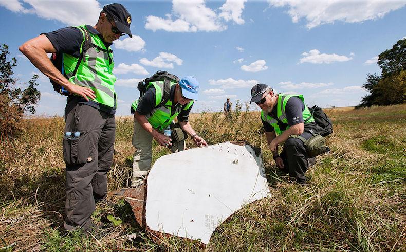 Un año después de la catástrofe del Boeing 777 de Malaysia Airlines en Ucrania