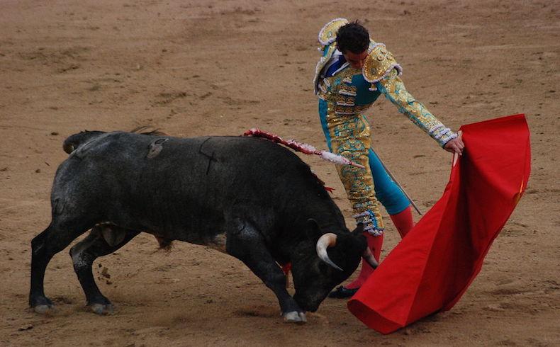 El último toro ya ha salido al ruedo