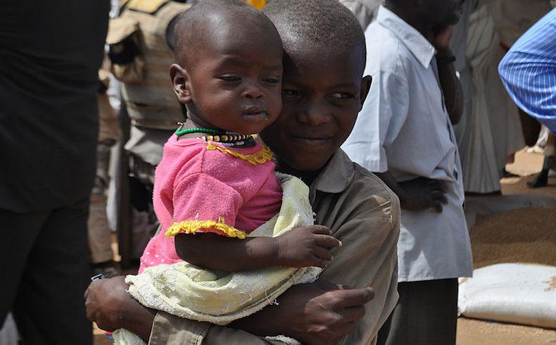 Contra la soledad de los niños inocentes e indefensos