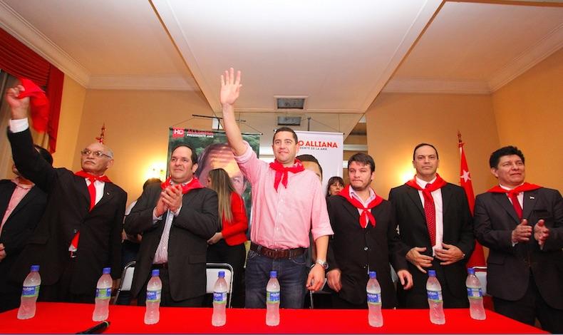 Paraguay: en medio de inseguridad y las internas de la ANR
