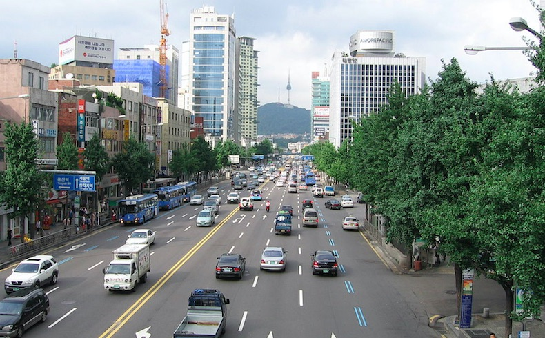 Paraguay y Corea del Sur