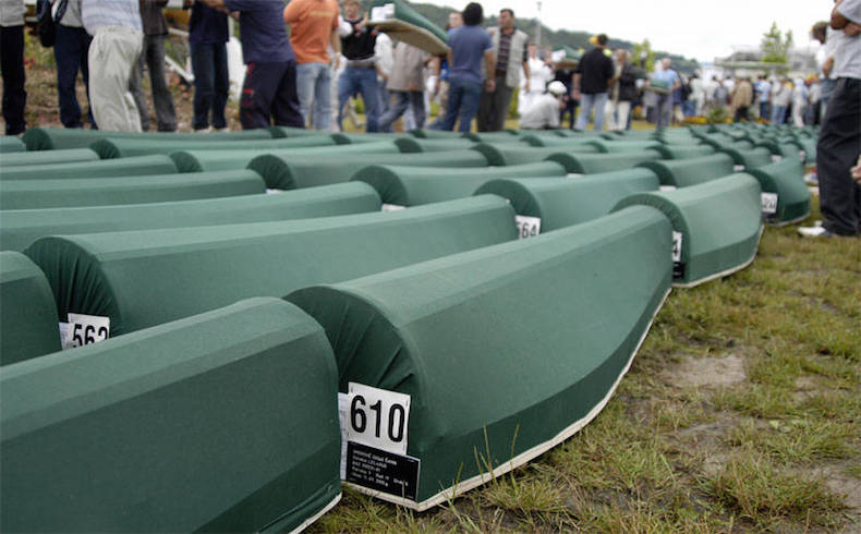 Srebrenica, a 20 años de la peor masacre de Europa tras la segunda guerra mundial