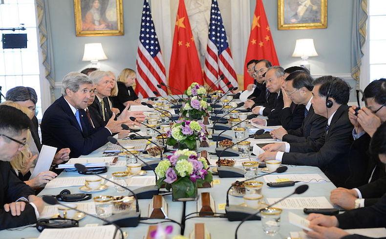 La guerra energética EEUU-China