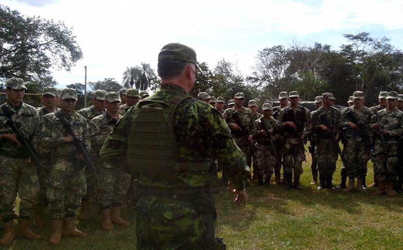 Fuerza de Tarea Conjunta de Paraguay refuerza presencia para mejorar la seguridad