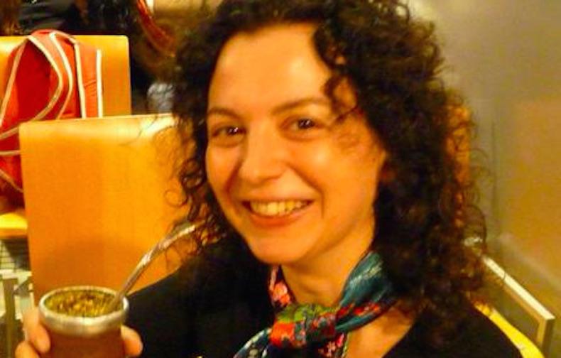 Griselda García: sus respuestas y poemas