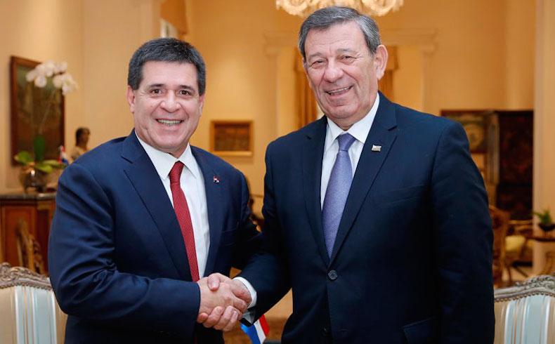 Paraguay y Uruguay: Fortaleciendo la cooperación bilateral