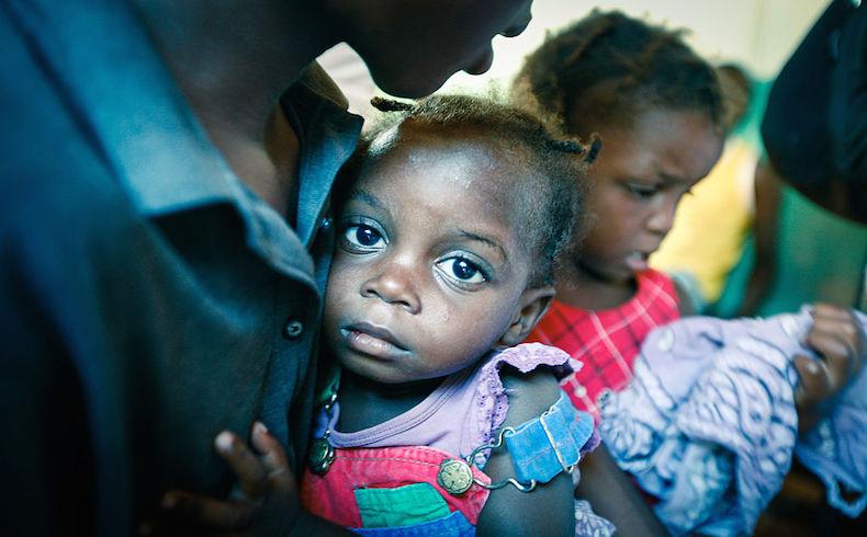 Una de cada nueve personas en todo el mundo pasa hambre