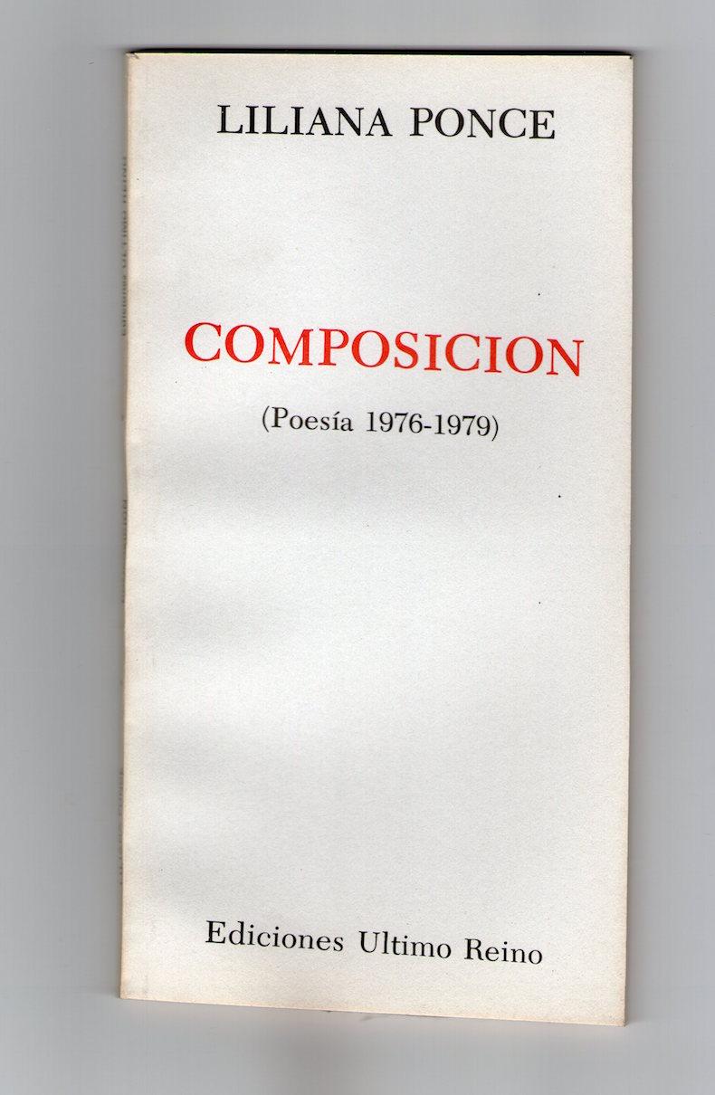 """""""Composición"""" (Último Reino, Buenos Aires, 1984)"""
