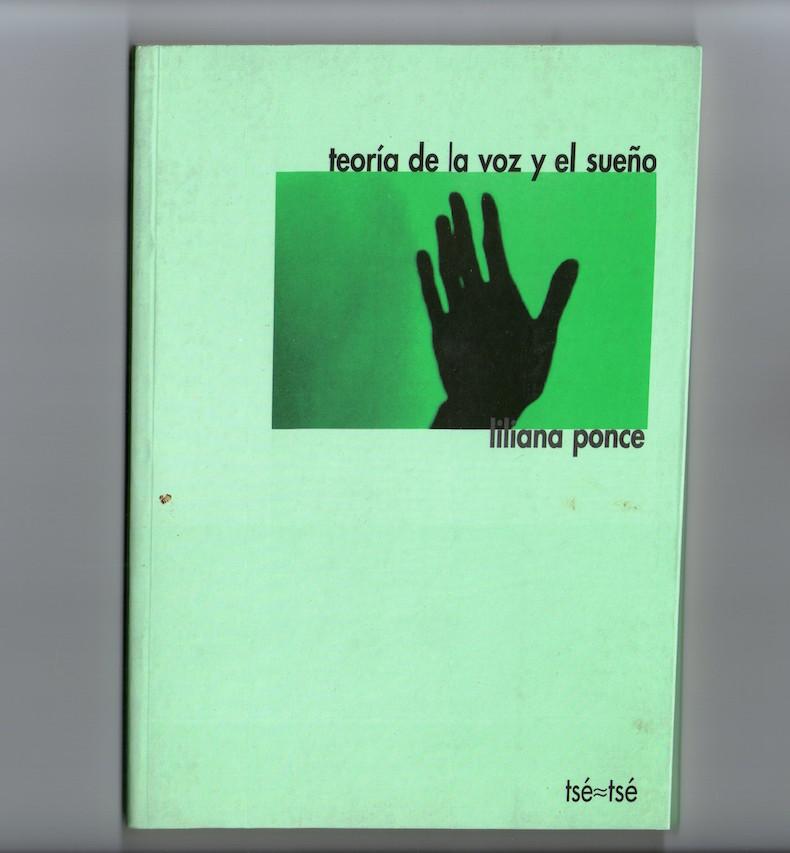 """""""Teoría de la voz y el sueño"""" (tsé-tsé, Buenos Aires, 2001)"""