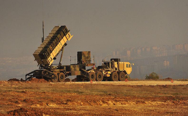 Misiles y Estado Islámico