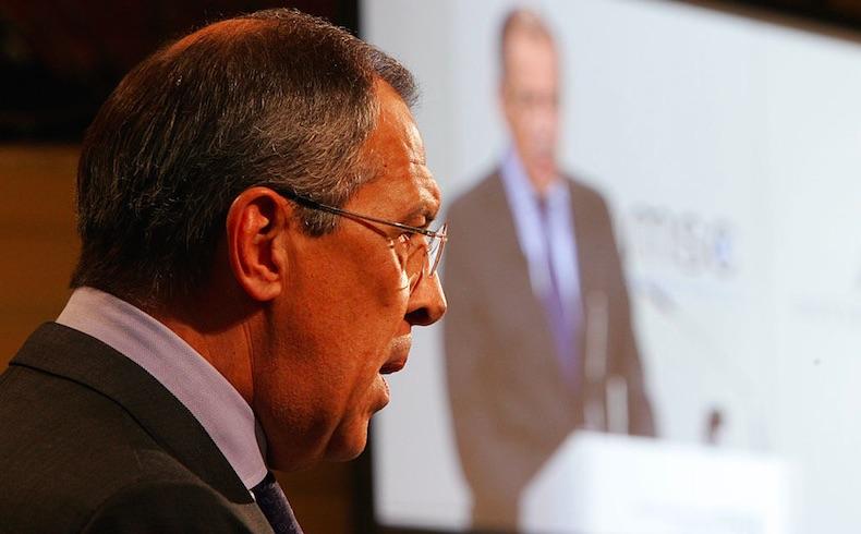 """Lavrov: """"Rusia y China tienen relaciones interestatales de un nuevo tipo"""""""
