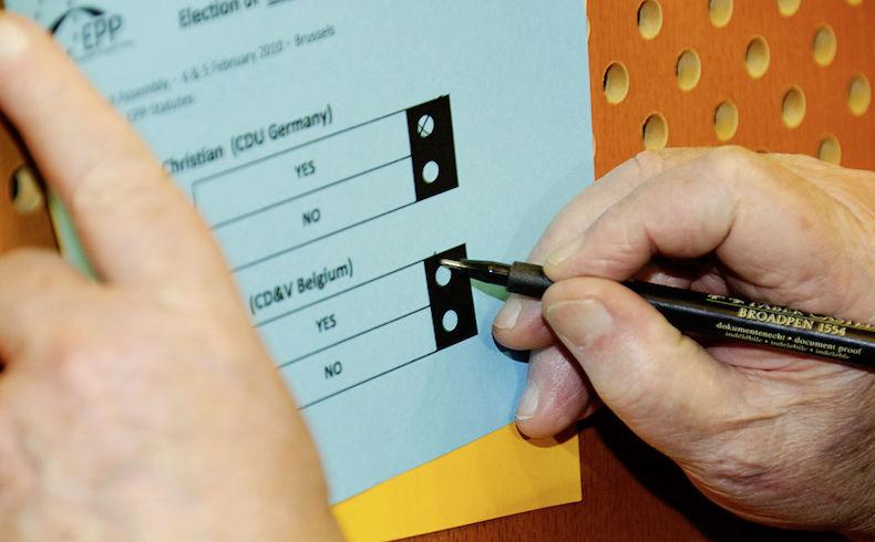 Votar con hambre o violando la prohibición del incesto