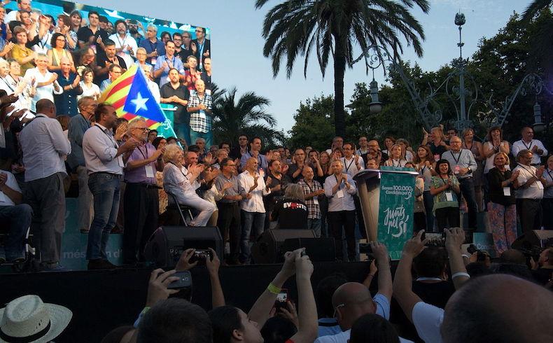 España: Gobierno independentista