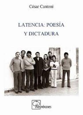 """""""Latencia: poesía y dictadura"""""""
