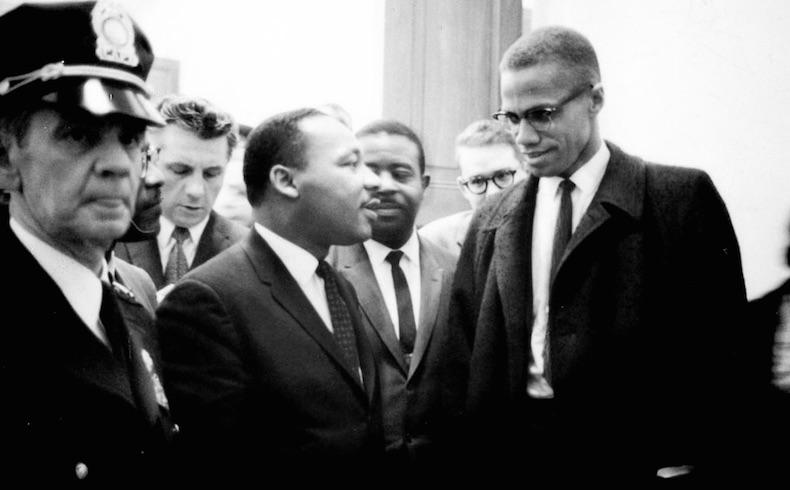 Martin Luther King reclama el derecho al voto de los negros en Estados Unidos