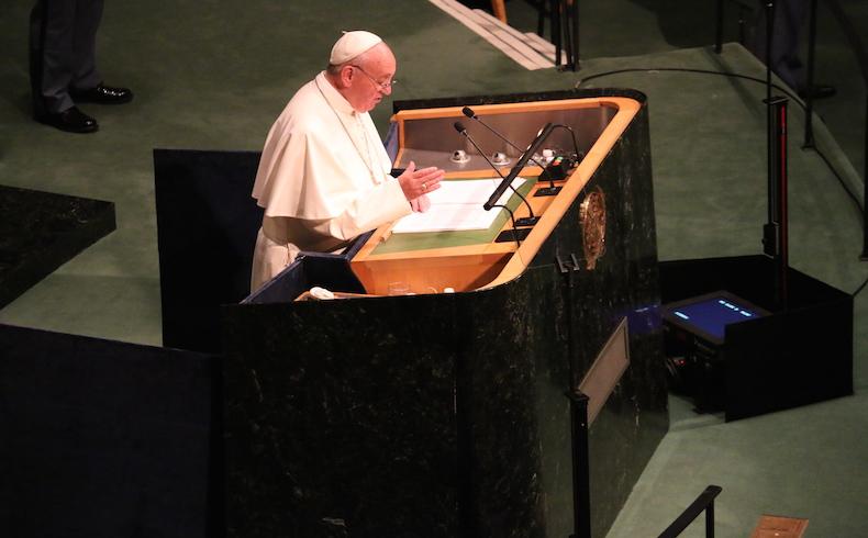 ¿Complot contra el Papa Francisco?