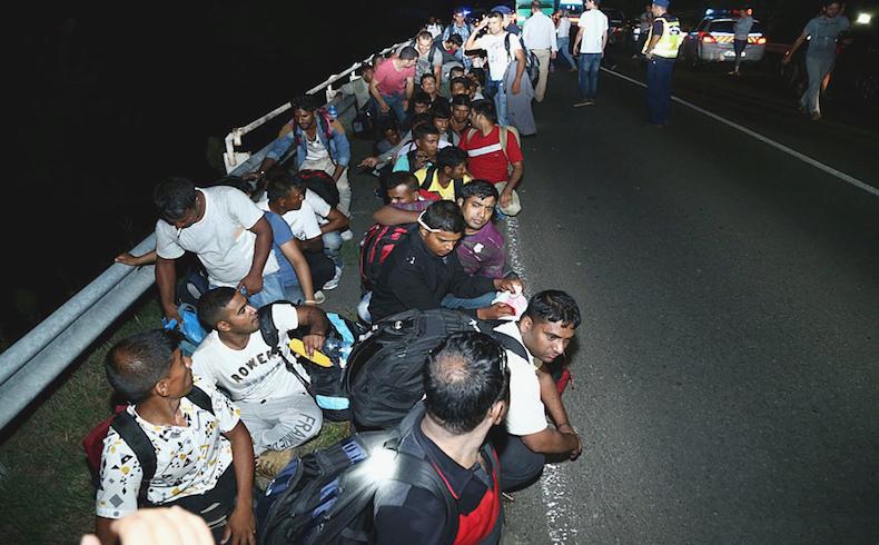 ACNUR insta a que se apliquen con prontitud y en su totalidad las propuestas de la Comisión Europea sobre refugiados